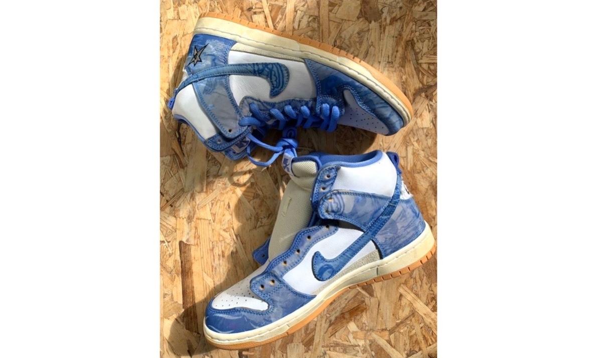 Carpet Company x Nike SB Dunk High Sample 全新联名首度亮相