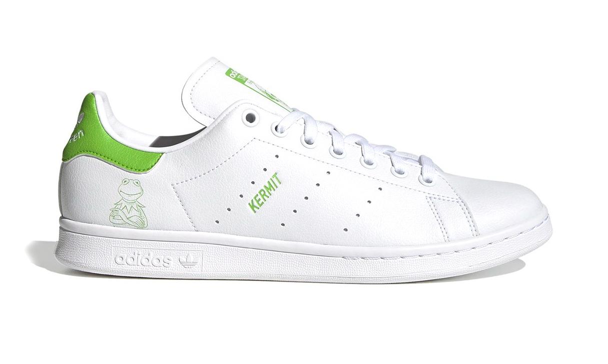 Kermit the Frog x adidas Originals Stan Smith 即将亮相