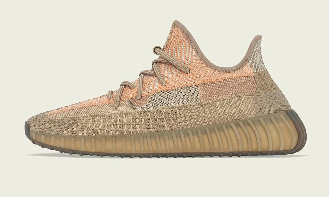 Yeezy Boost 350 V2「Sand Taupe」全新配色释出