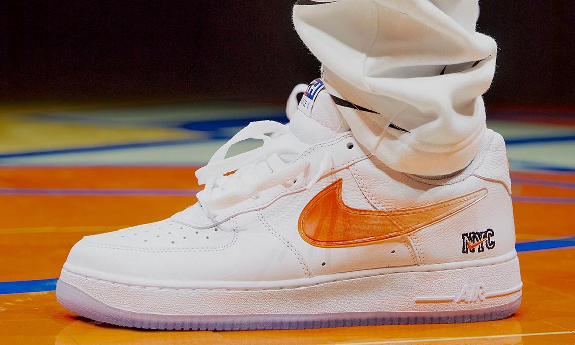 KITH x Nike Air Force 1 Low「New York」发售日期公布