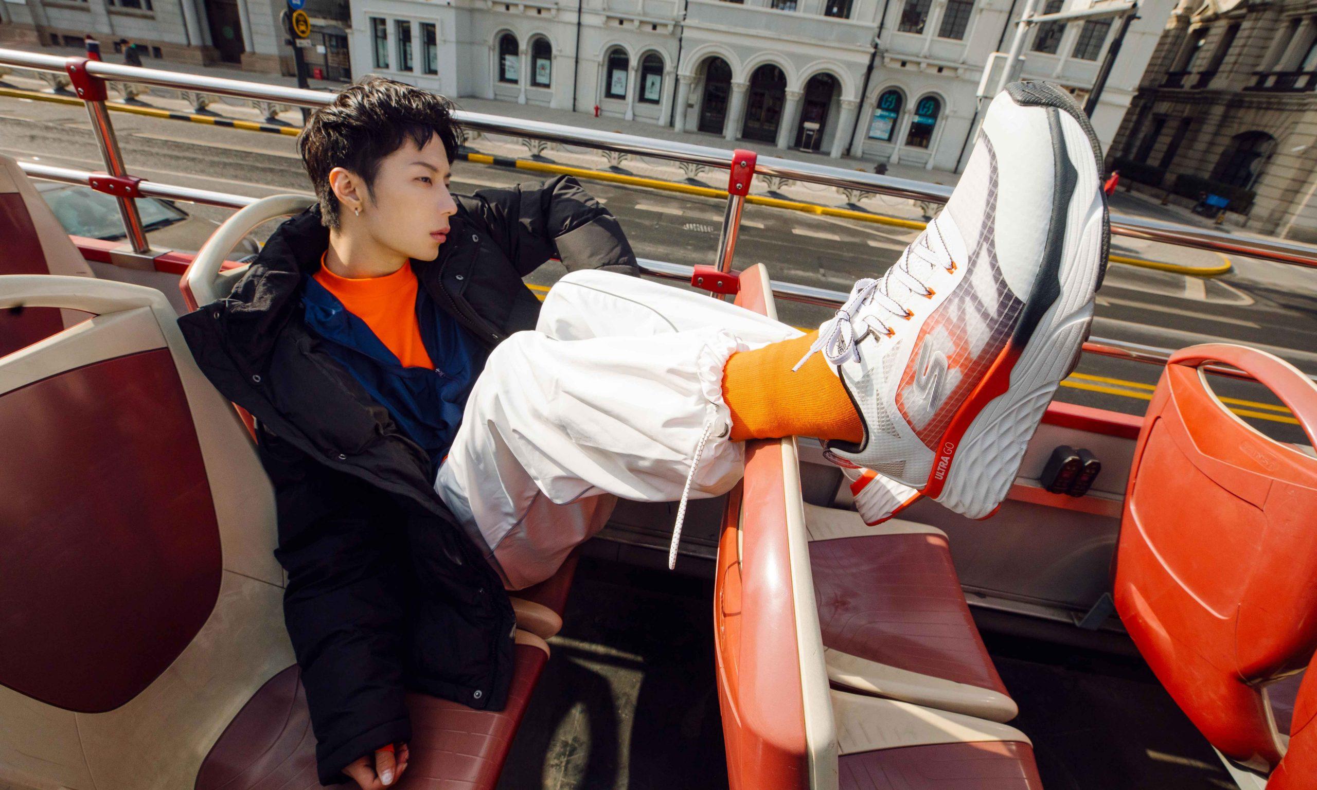 普遍球鞋都玩配色,SKECHERS 这次有什么「招数」?