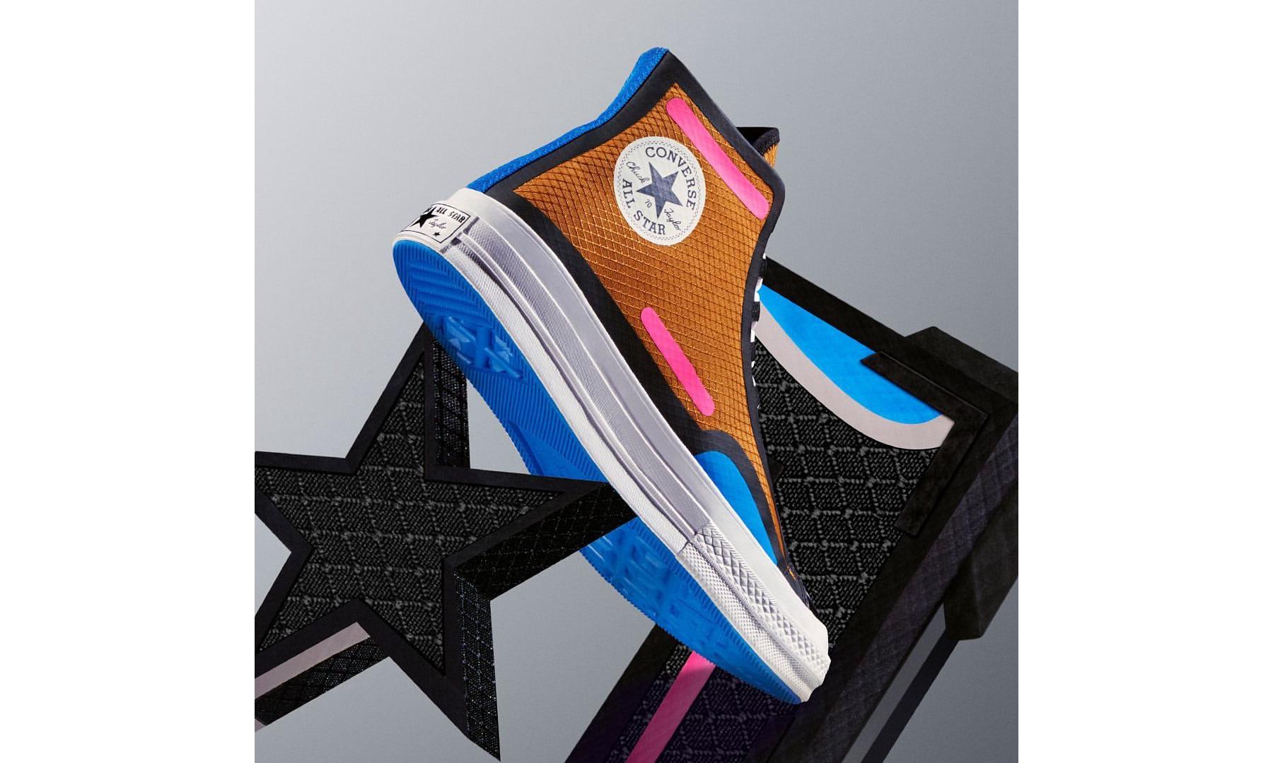 「跳出舒适圈」,CONVESE 为旗下人气鞋款推出全新设计