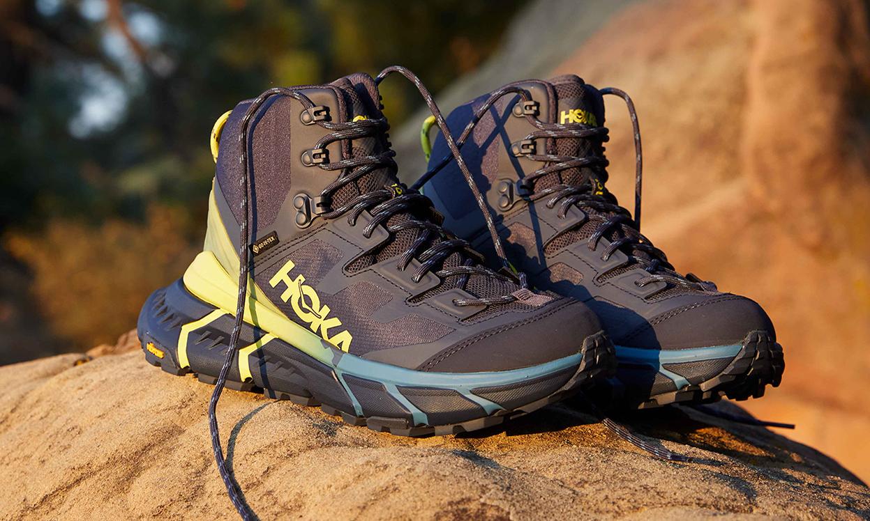 HOKA ONE ONE 推出 GORE-TEX® 材质鞋款