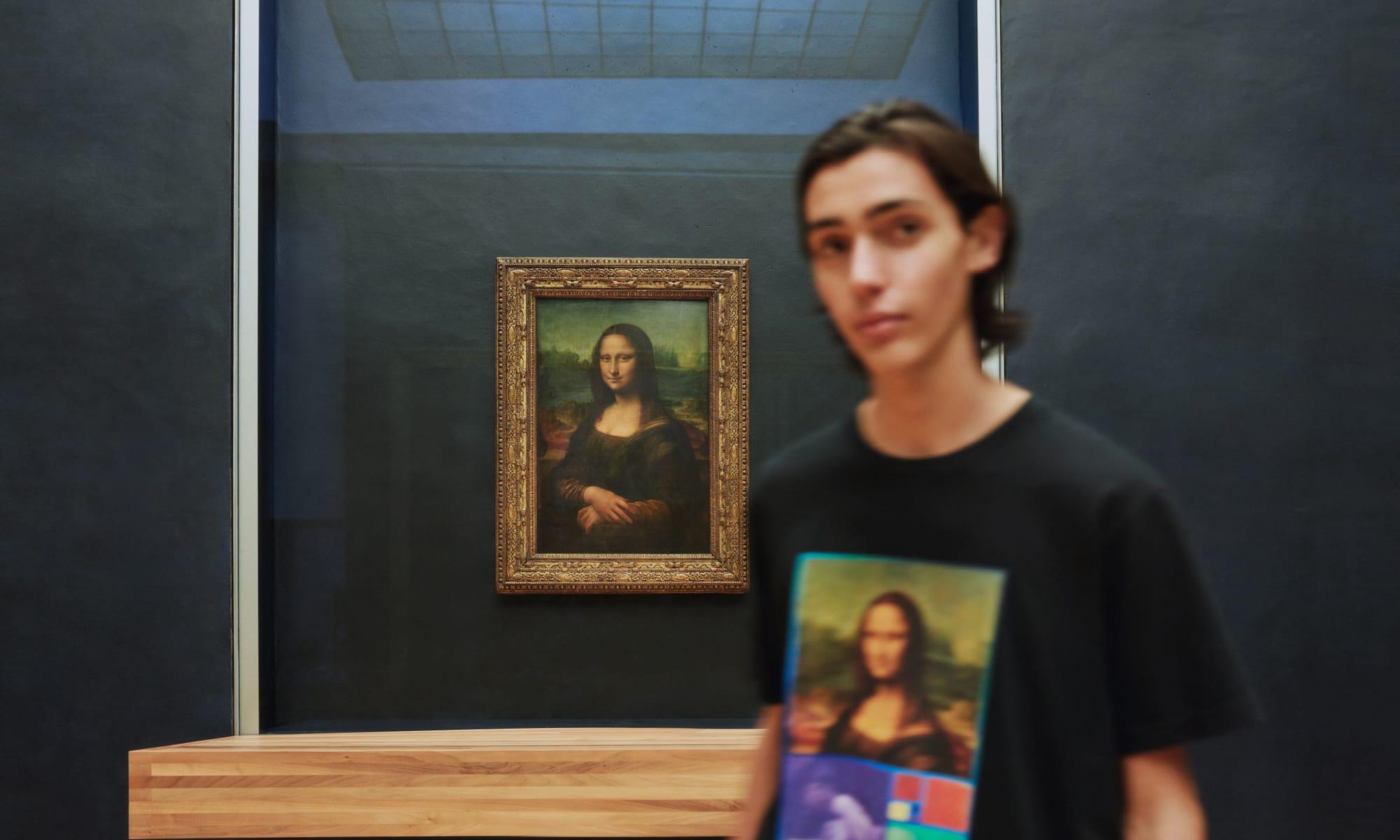 UNIQLO 宣布与卢浮宫博物馆推出合作项目