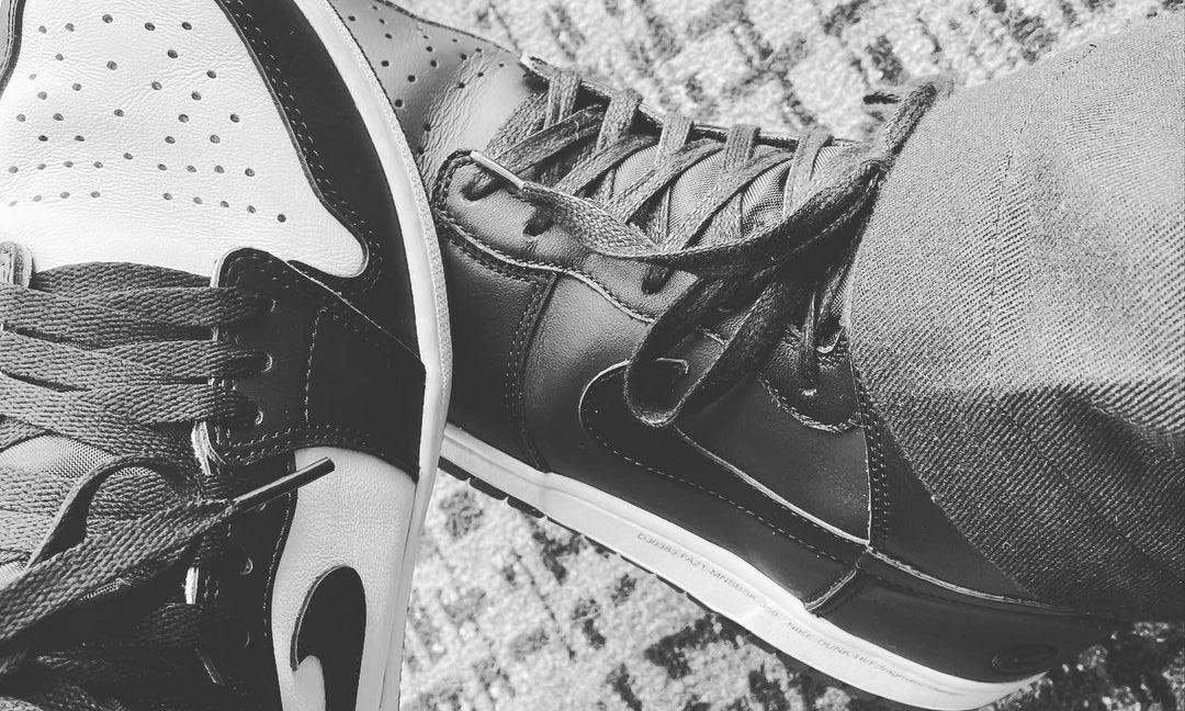 今年会见到 fragment design x Nike Dunk 么?