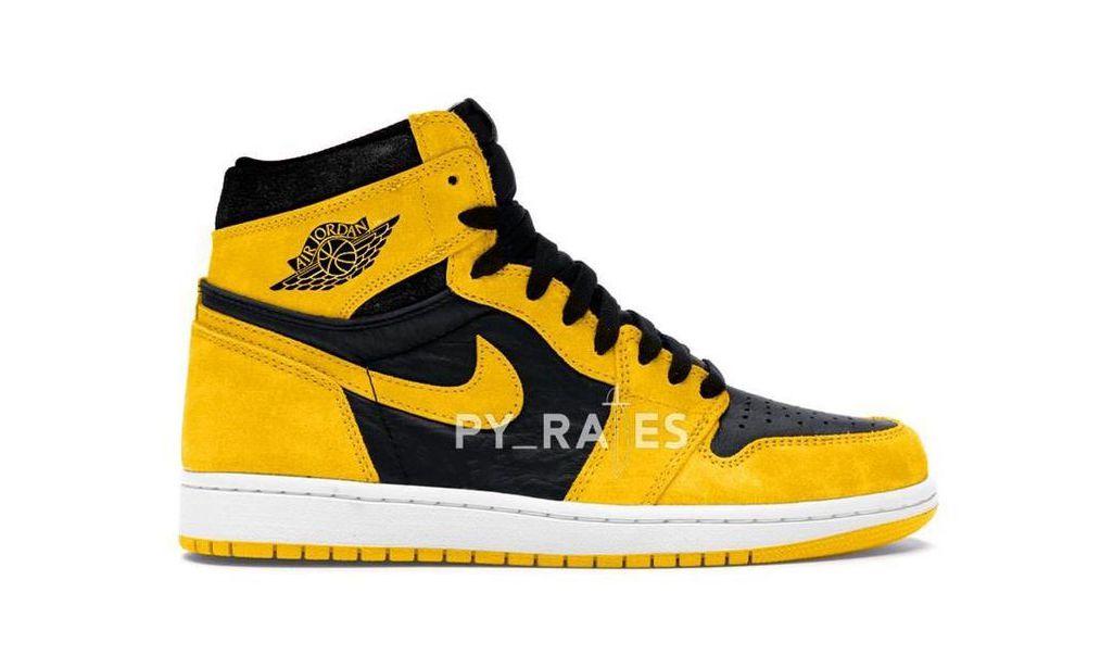 Air Jordan I「Pollen」发售日期确定