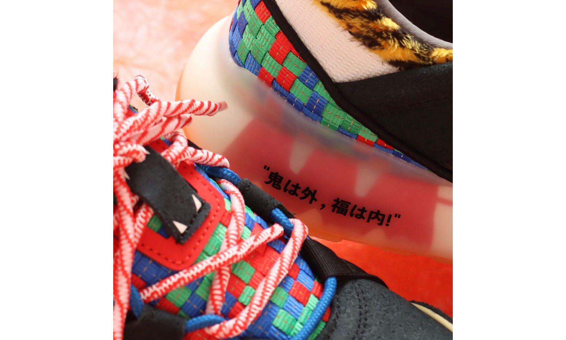 特别「立春礼」,atmos x adidas ZX 2K Boost Pure 细节公开