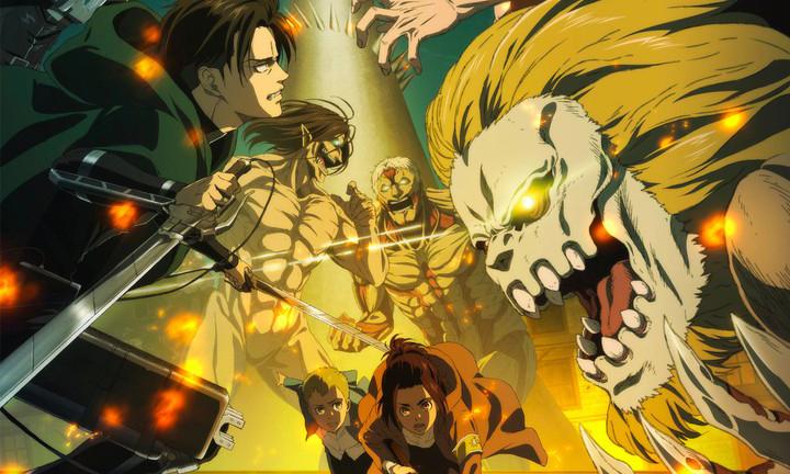 12 年陪伴,《进击的巨人》官宣漫画完结日期