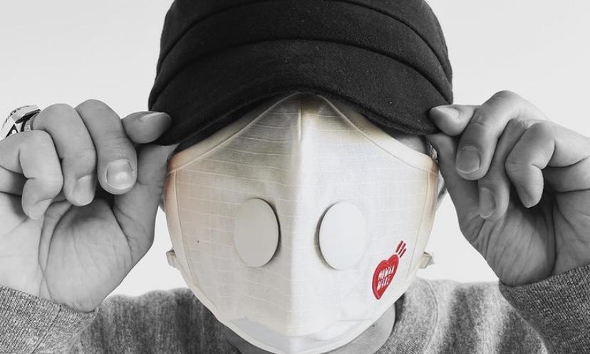 Airinum 为 HUMAN MADE 打造联合口罩