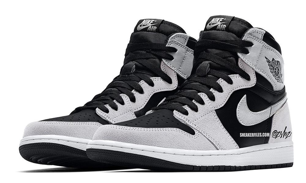 Air Jordan I High OG「Shadow 2.0」发售日期公布