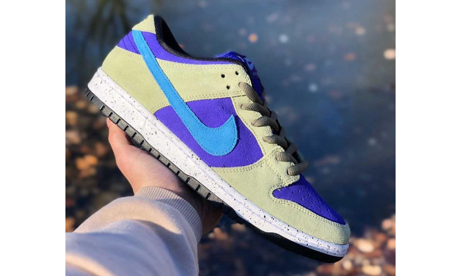 Nike SB Dunk Low「Caldera ACG」首度公开