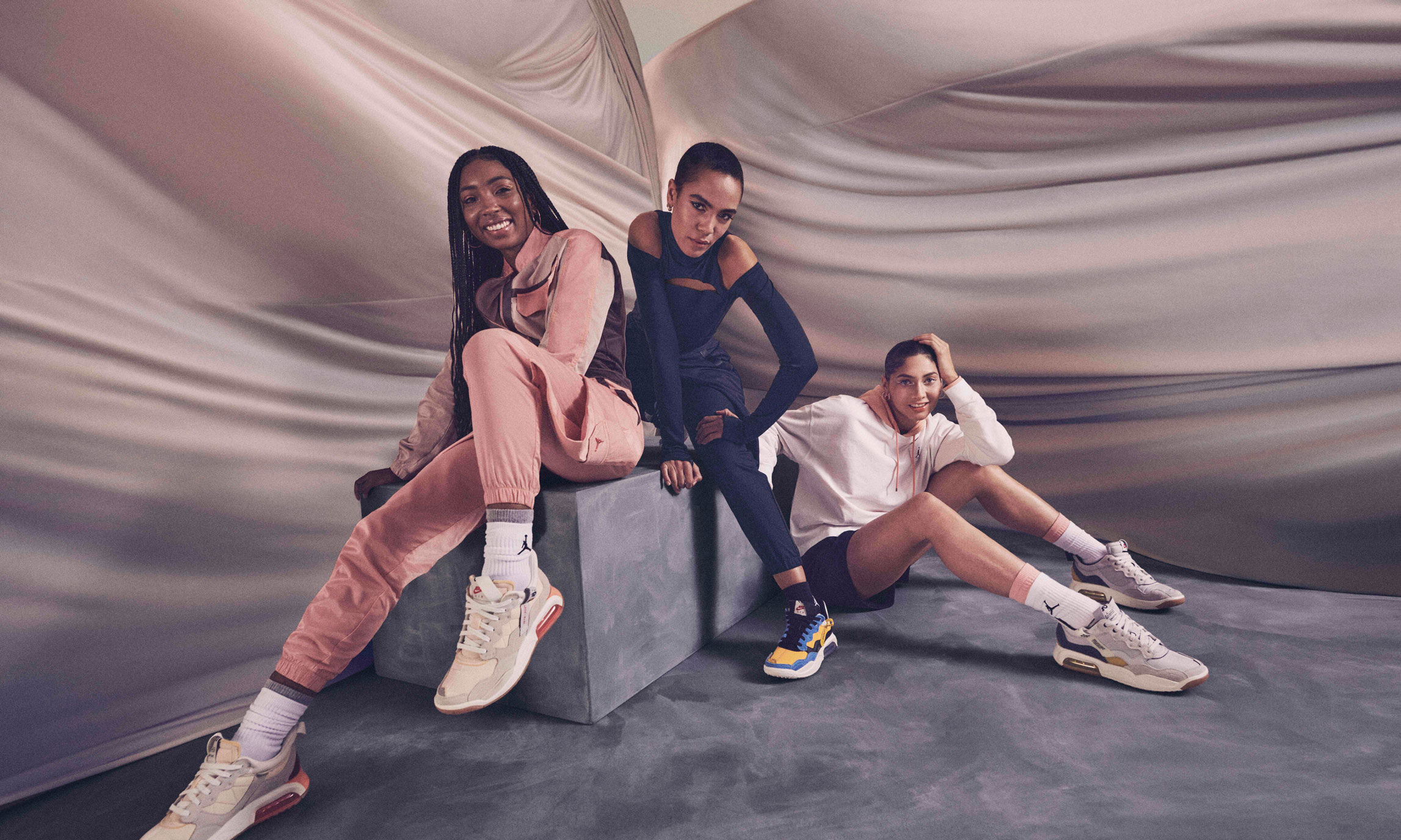 Jordan Brand 发布 MA2 鞋款及 Future Primal 女子系列服饰