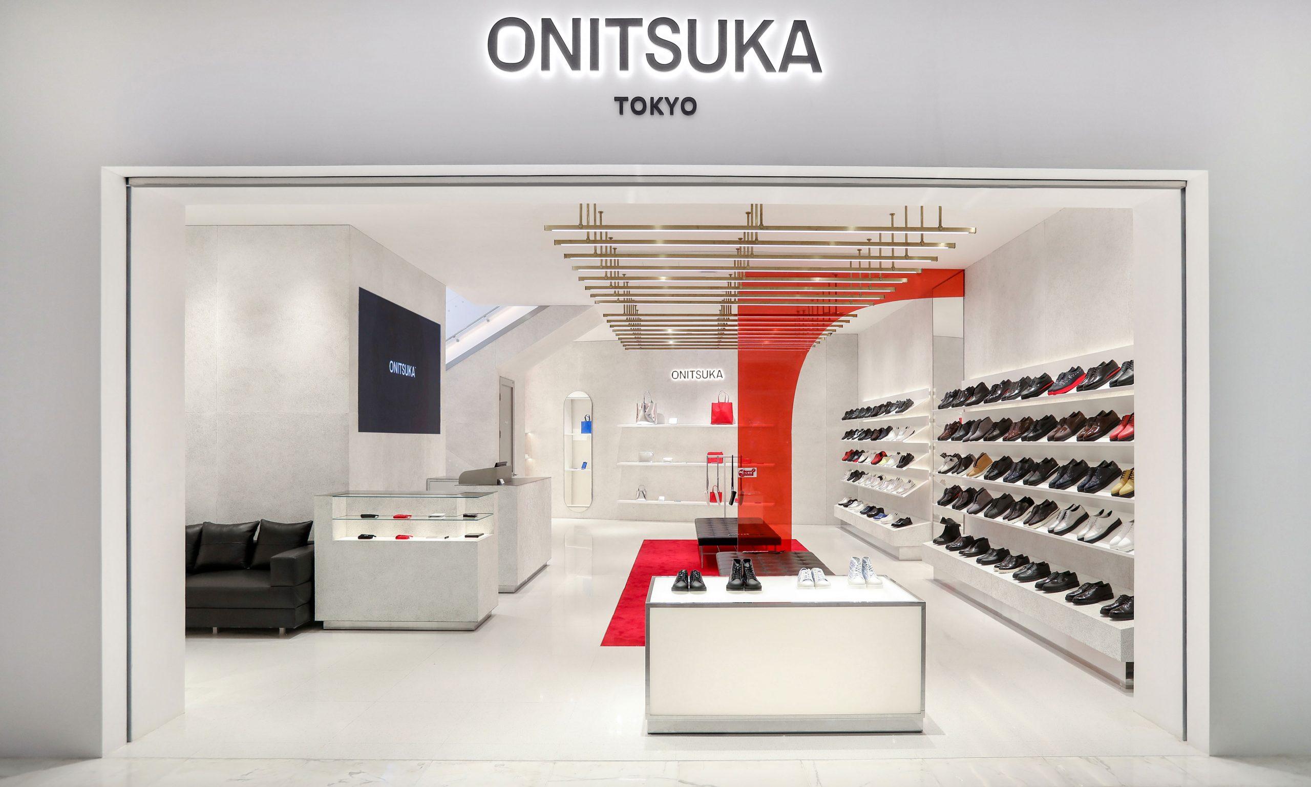 THE ONITSUKA™ 国内首家精品店盛大开幕
