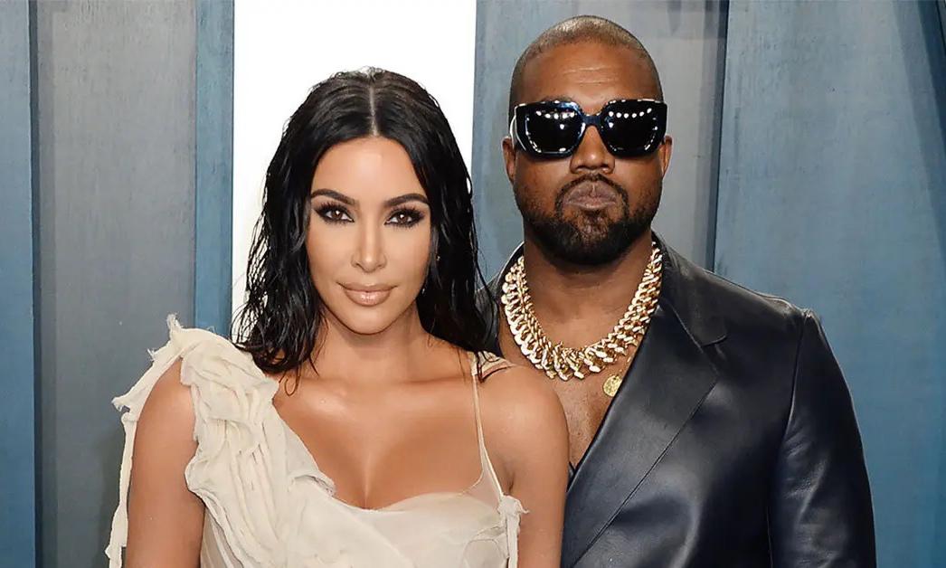 劳燕分飞,Kanye 与 Kim 已经开始离婚谈判