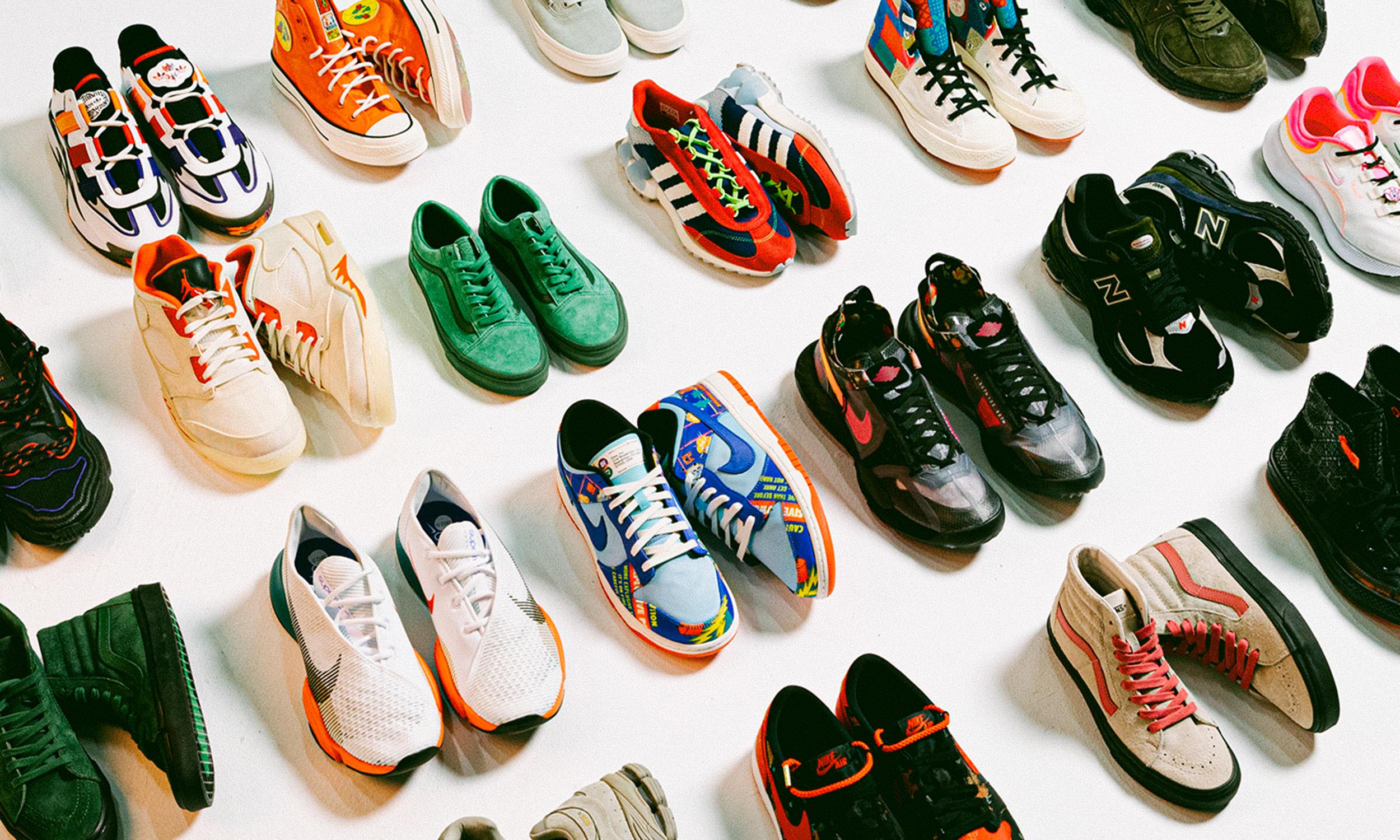 一个视频看完 24 双「新春球鞋」