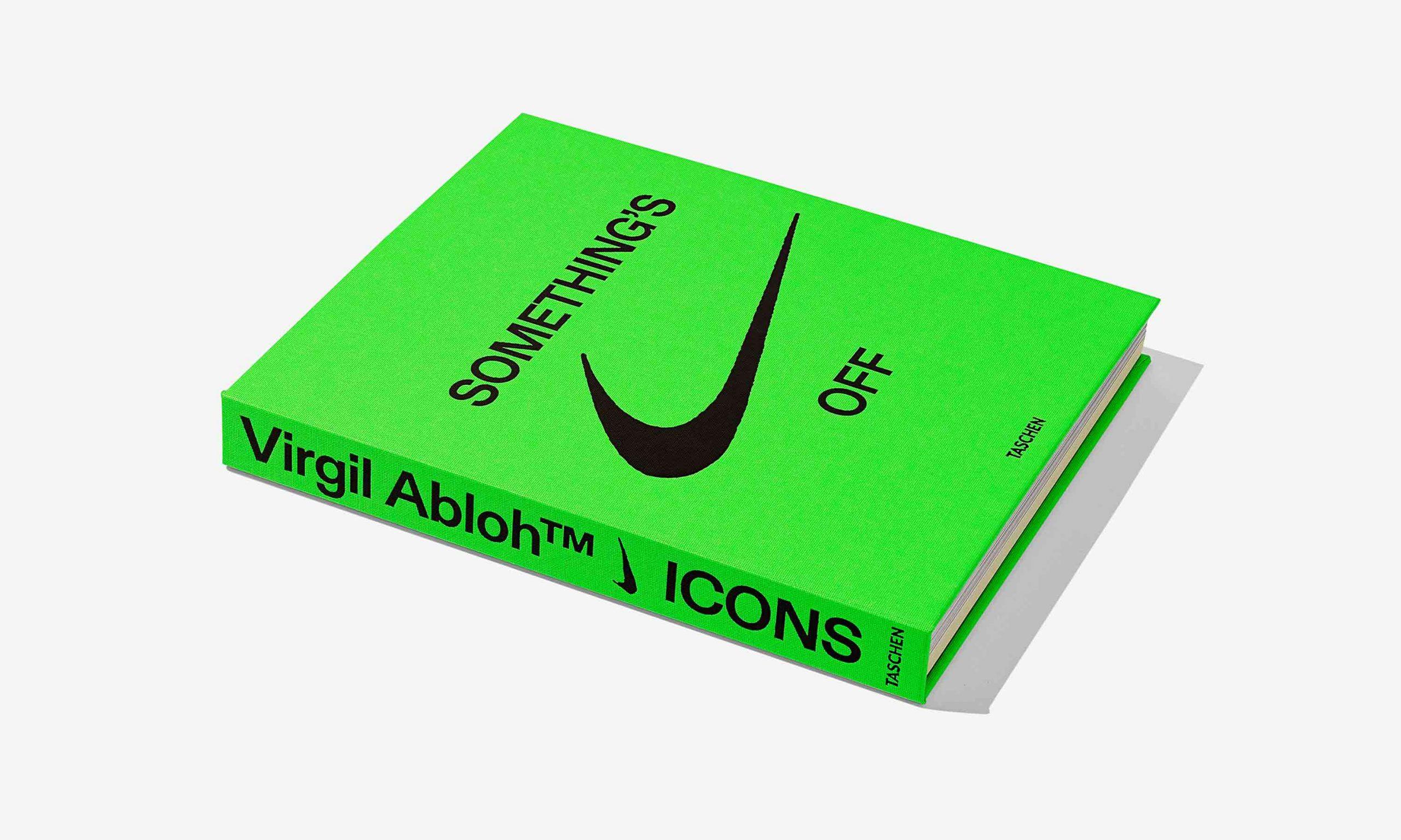 THE TEN「Archive」,Virgil Abloh 携手 Nike 出品《ICONS》档案册