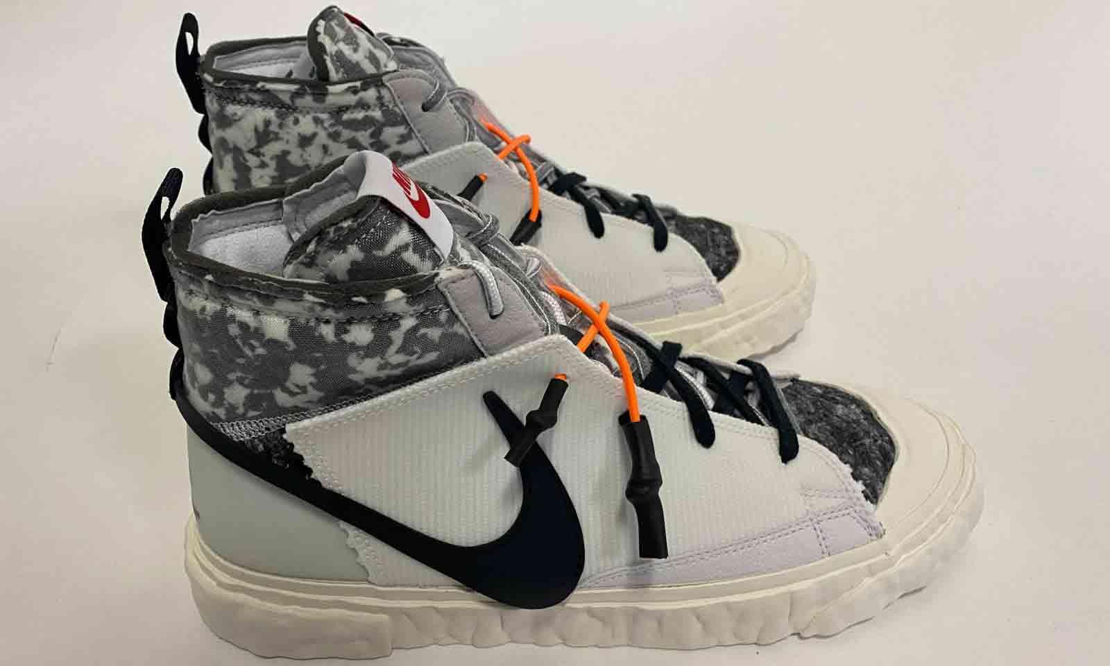 READYMADE x Nike Blazer Mid 第二配色现身