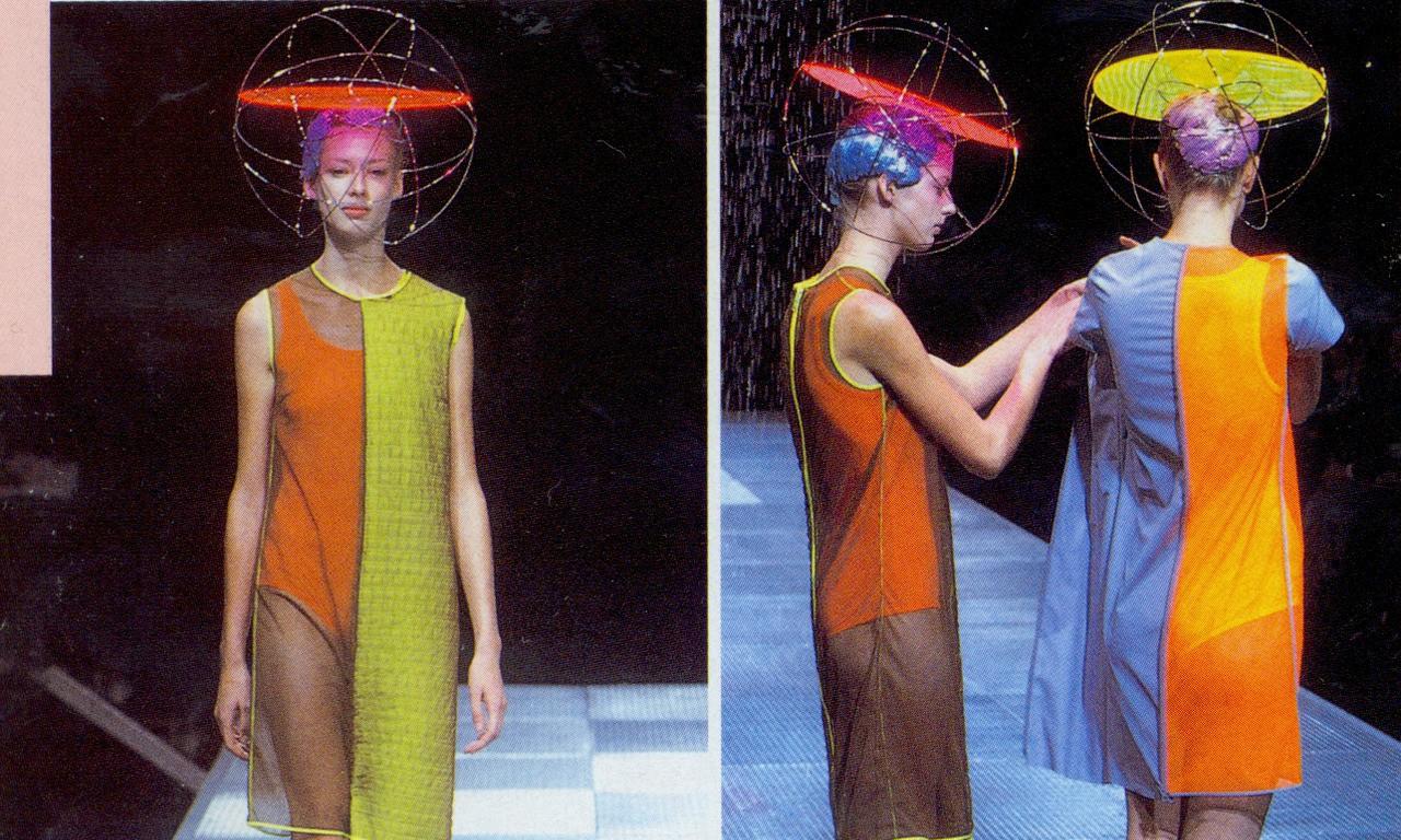 Junya Watanabe 2000 春夏 — 时装顿悟的极致瞬间