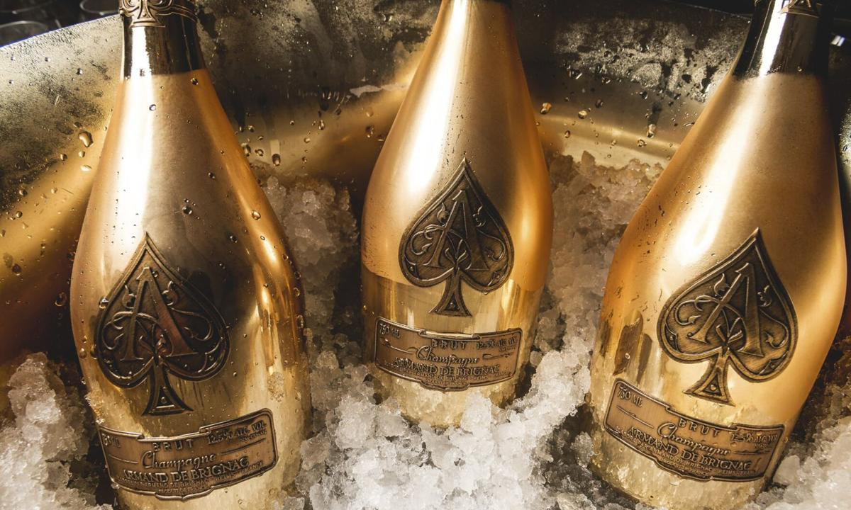 LVMH 收购 JAY-Z 旗下香槟品牌 50% 股份