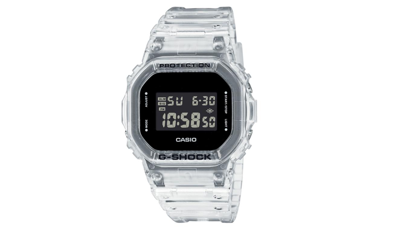 G-Shock Skeleton 系列新作正式开催