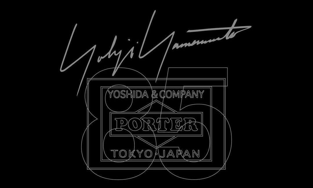 纪念诞生 85 周年,PORTER 携 Yohji Yamamoto 打造合作系列