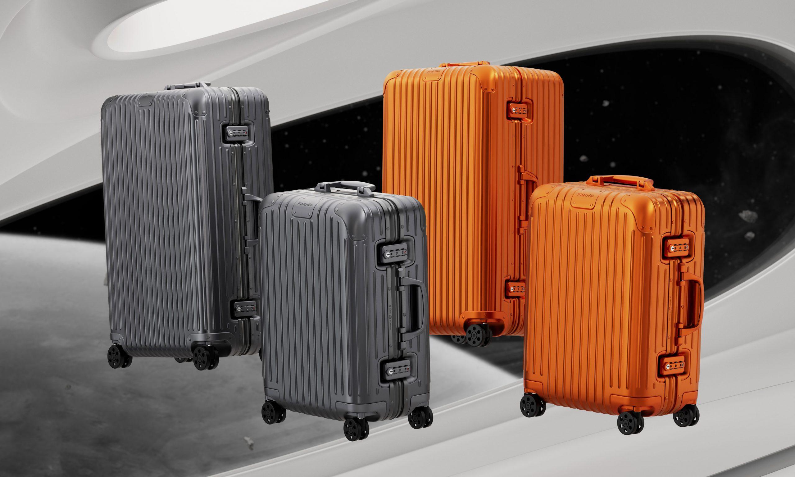 RIMOWA 标志性铝镁合金 Original 系列推出全新配色