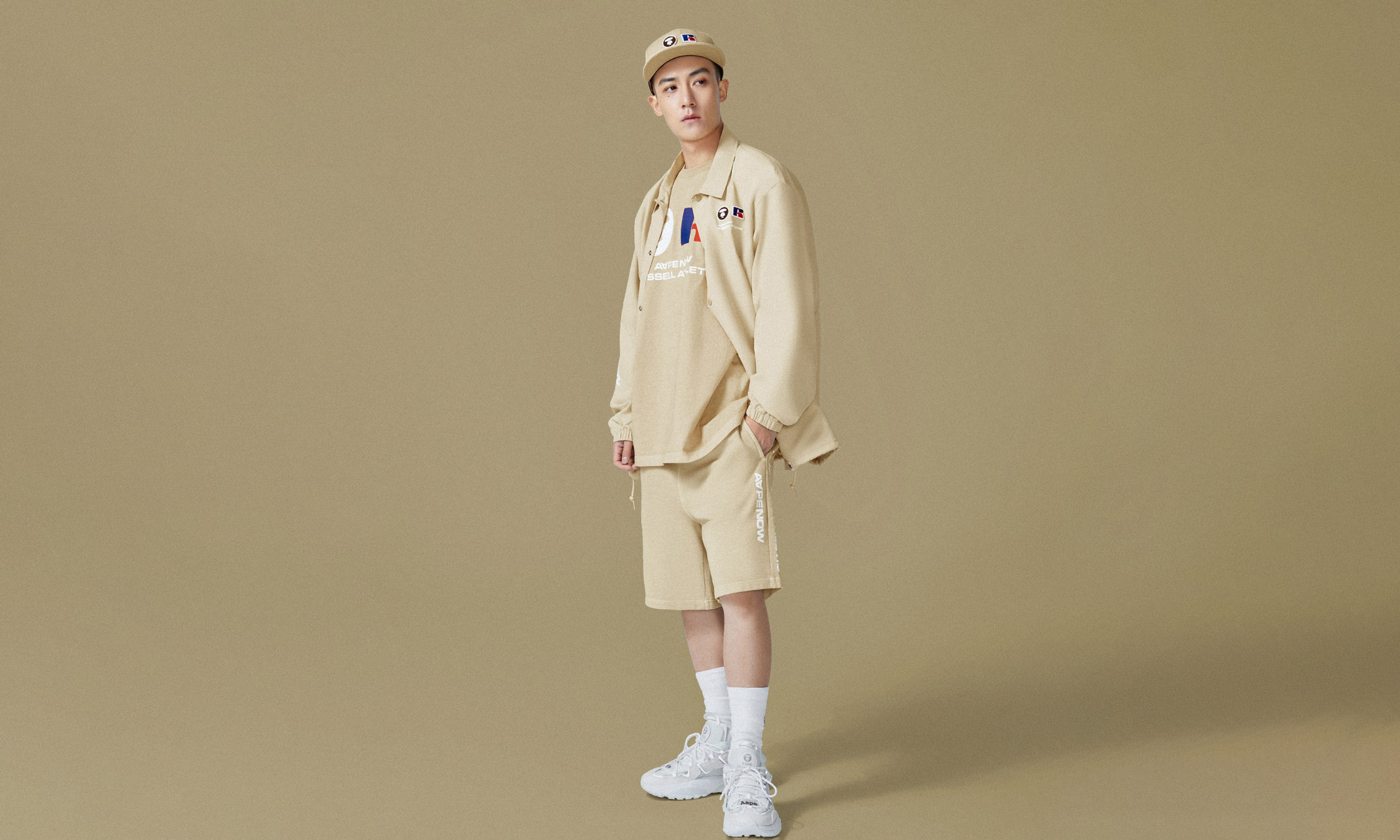 RUSSELL ATHLETIC x AAPENOW 首次联乘系列发布
