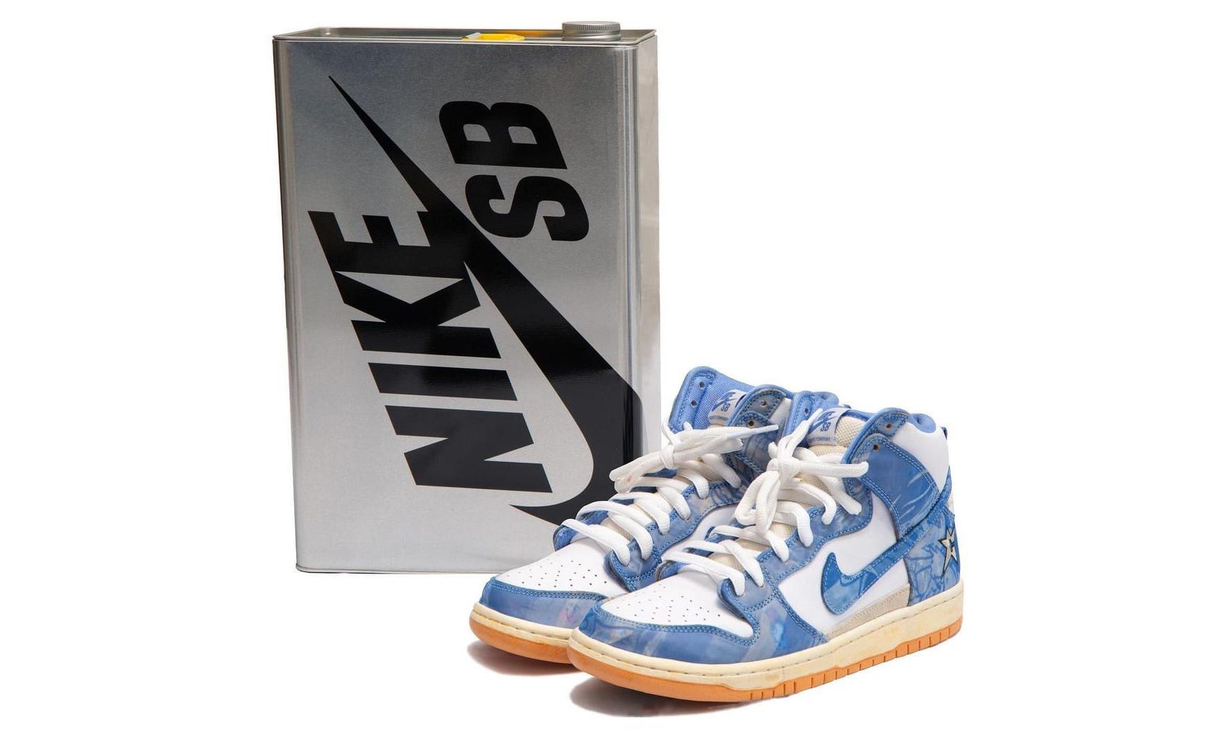 Carpet Company x Nike SB Dunk High 特殊鞋盒版本开启抽签