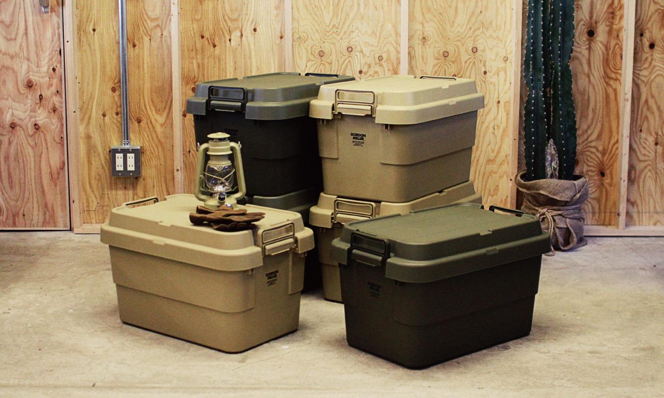这些收纳箱不仅能装东西,还能装饰你的家