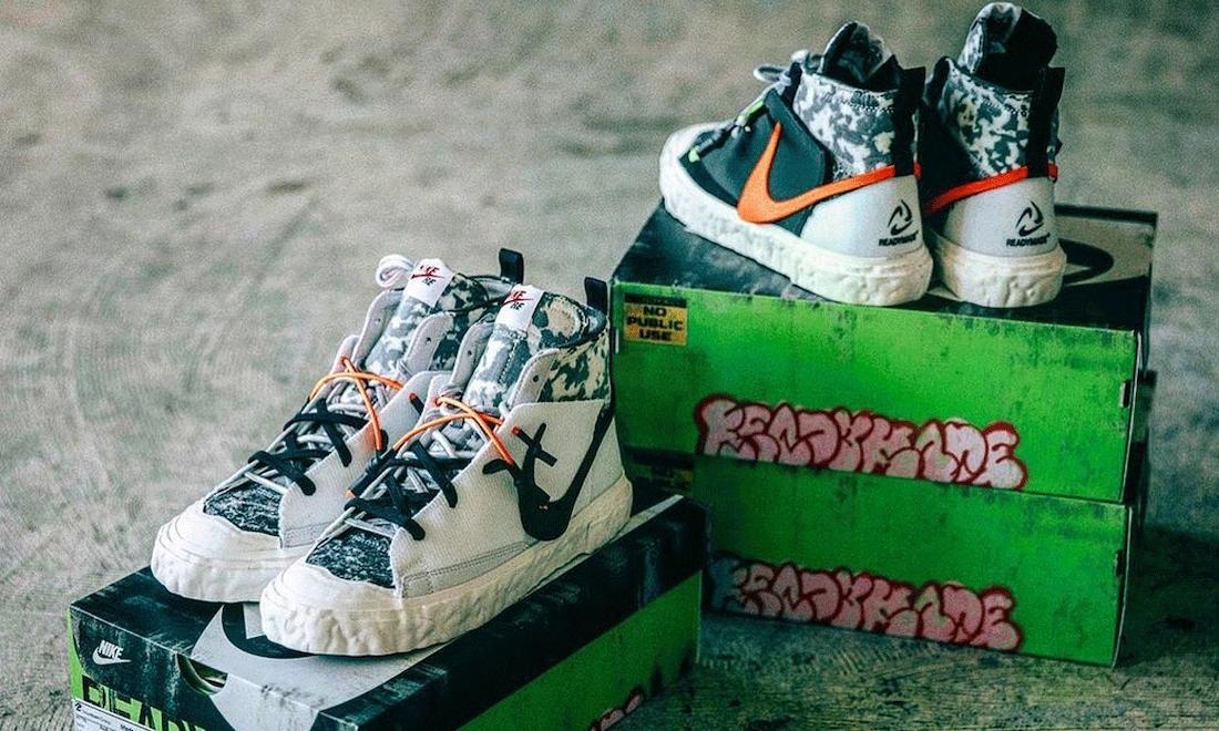 READYMADE x Nike Blazer Mid 发售日期确定
