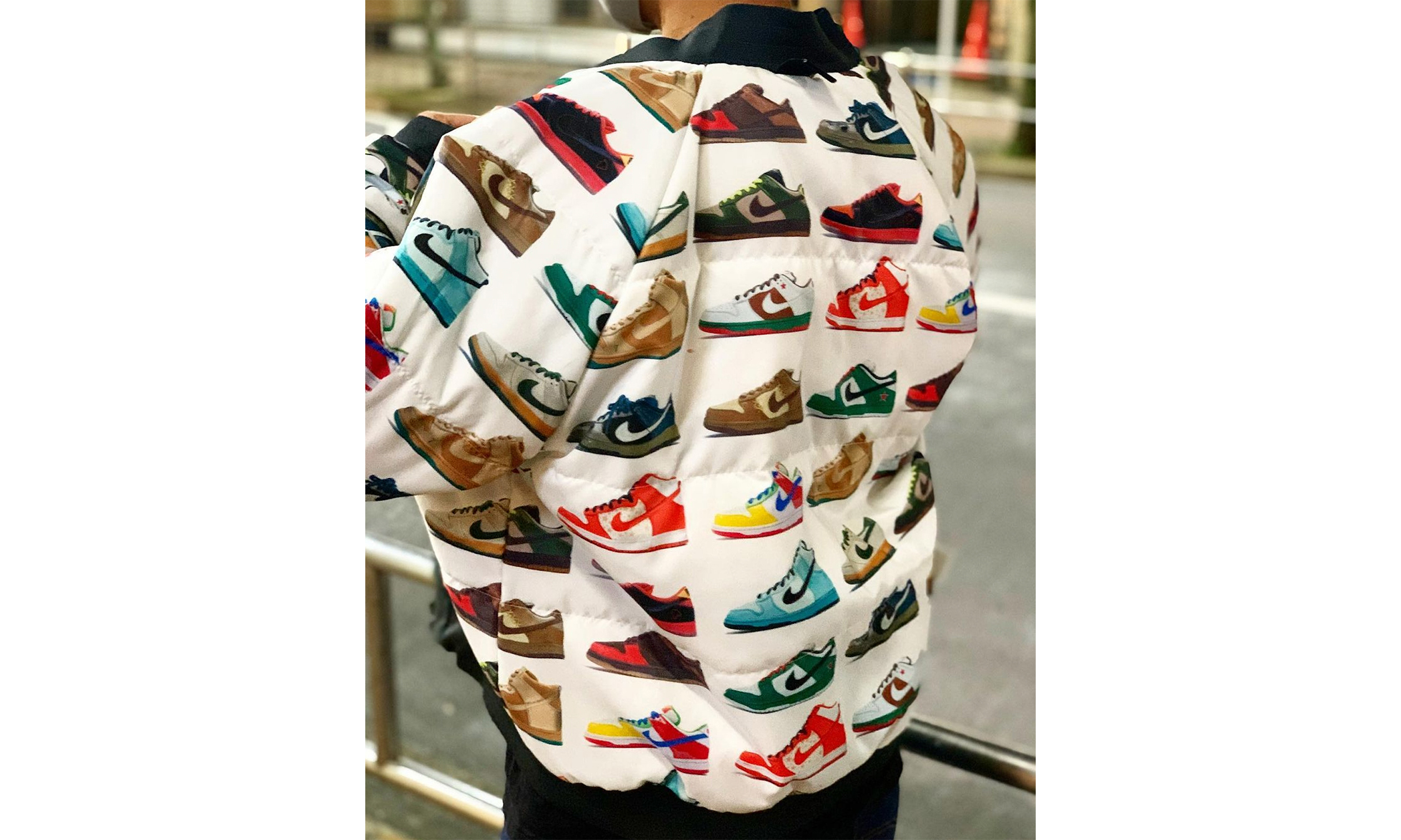 内衬布满 SB Dunk,Nike SB 再度推出 ISO Jacket