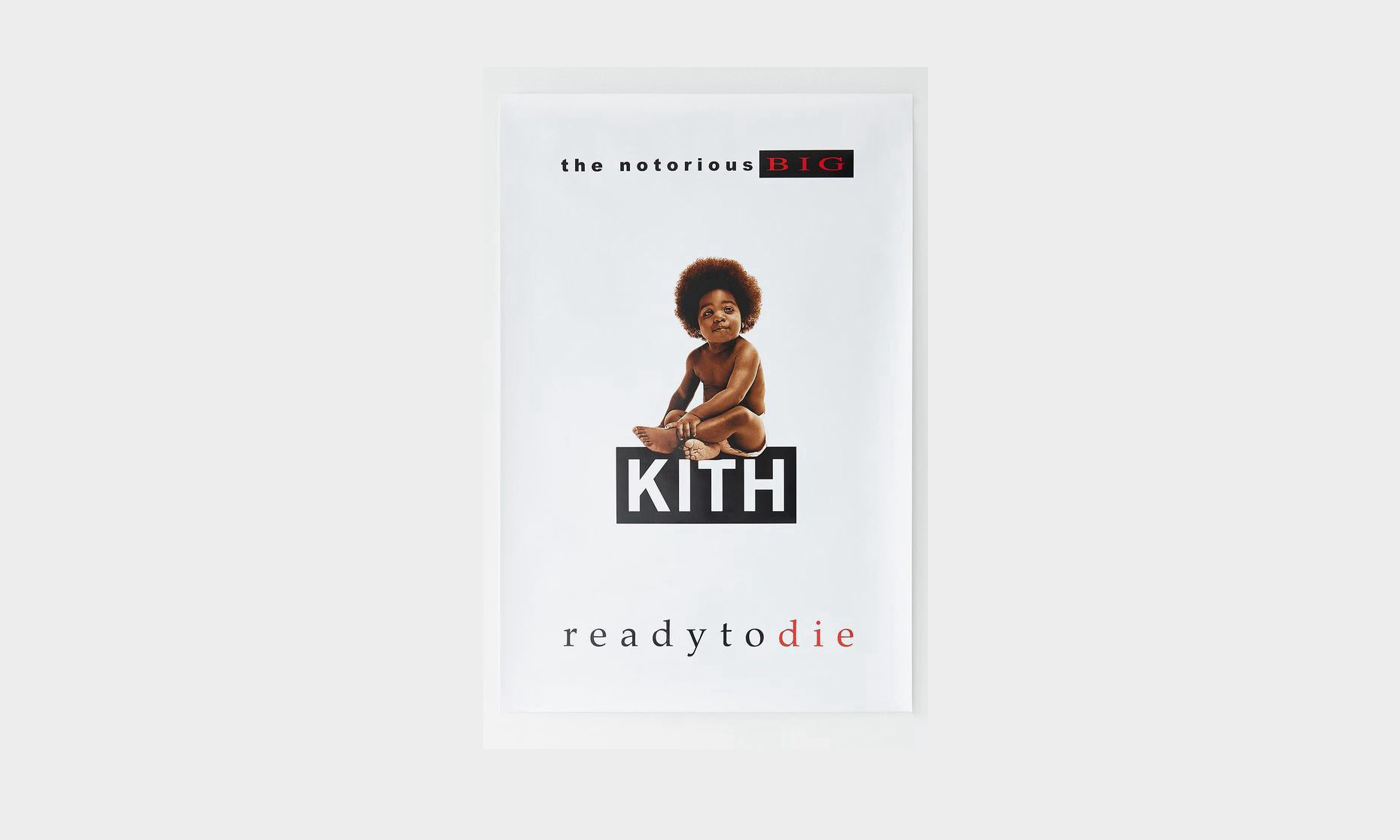 KITH x The Notorious B.I.G. 完整系列公开