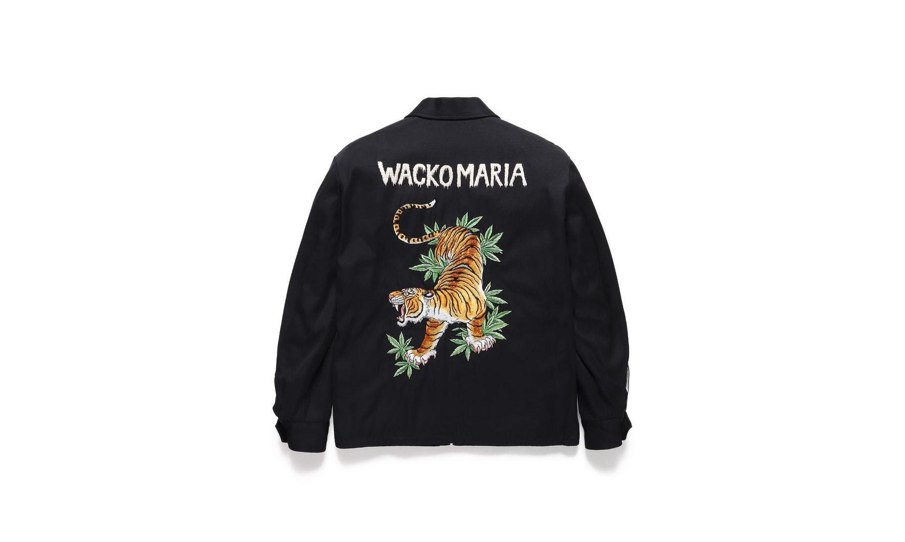 Tim Lehi x WACKO MARIA 全新合作系列推出