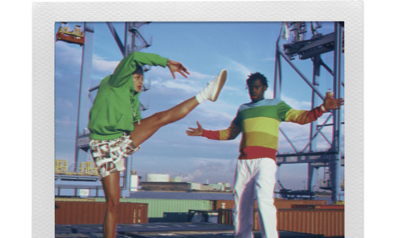 Lacoste x Polaroid 联名胶囊系列登场