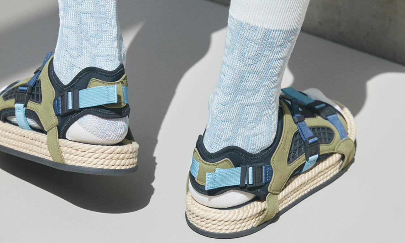 DIOR MEN 发布 2021 春夏 「Atlas」凉鞋