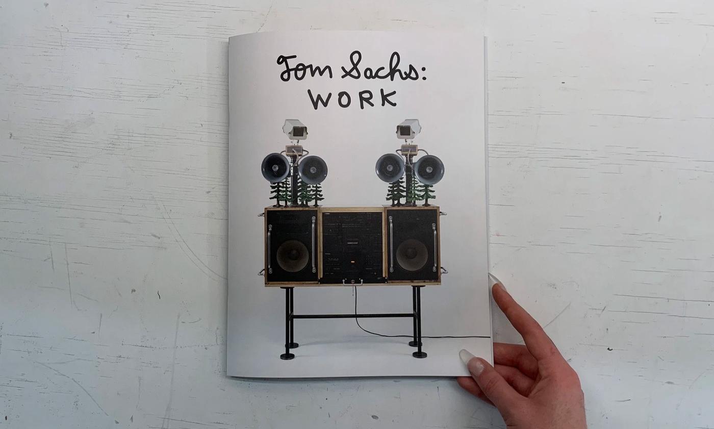 《Tom Sachs: Work Catalogue》正式发行