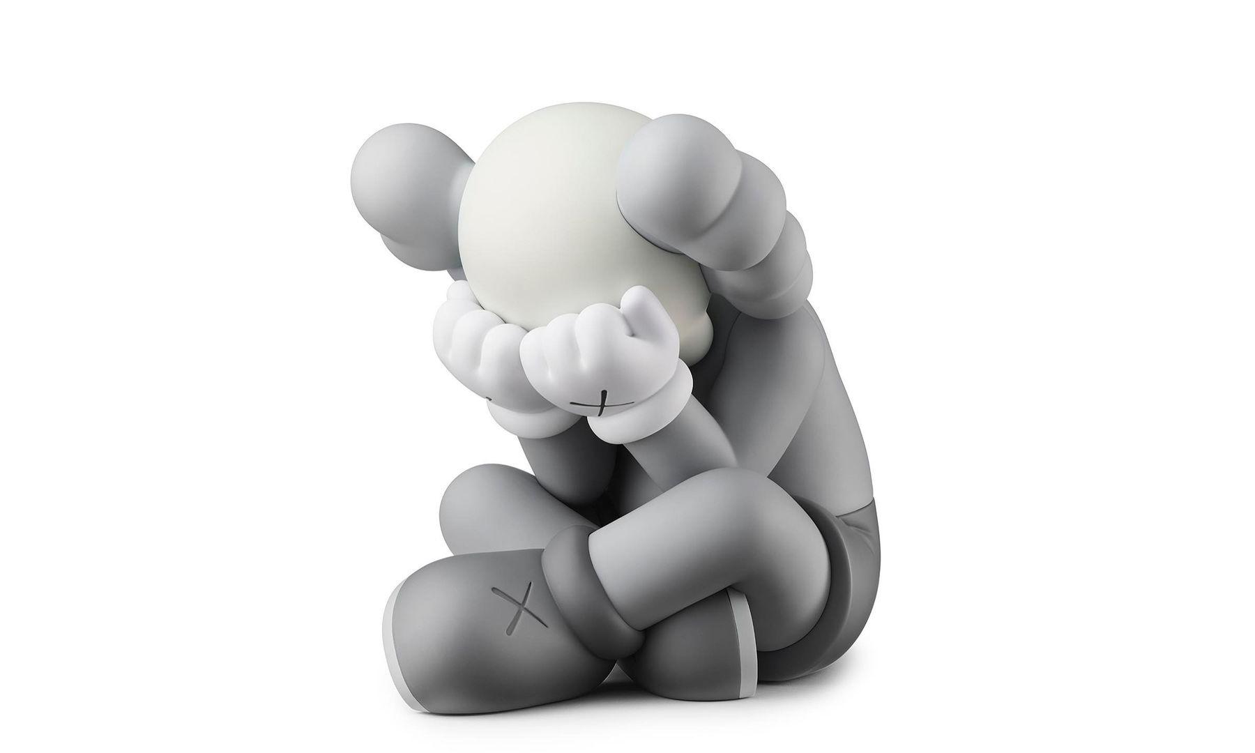 KAWS「SEPERATED」玩偶即将在官网迎来发售