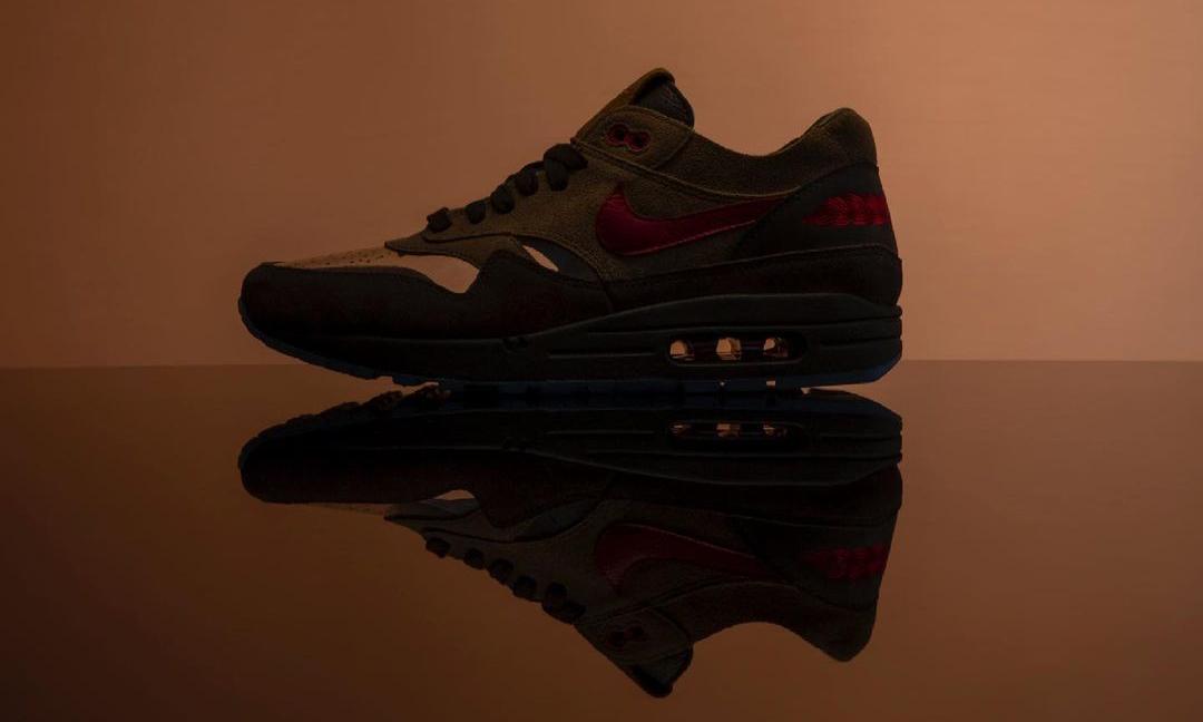 CLOT x Nike Air Max 1「K.O.D.」新配色即将登场