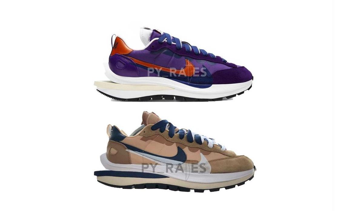 sacai x Nike VaporWaffle 新配色下月正式发售