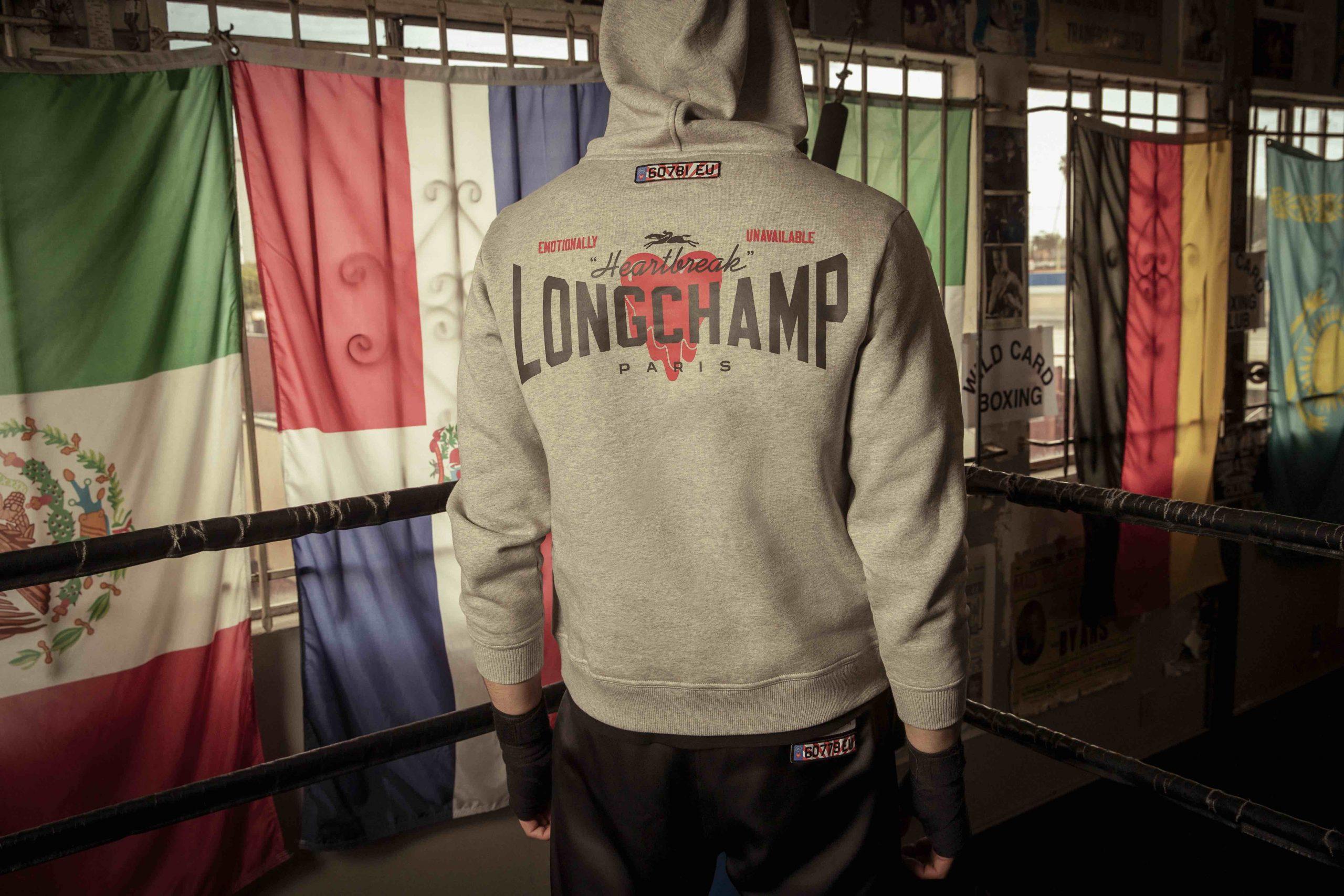 如何兼顾经典与潮流? Longchamp x EU 给出了最好的作答
