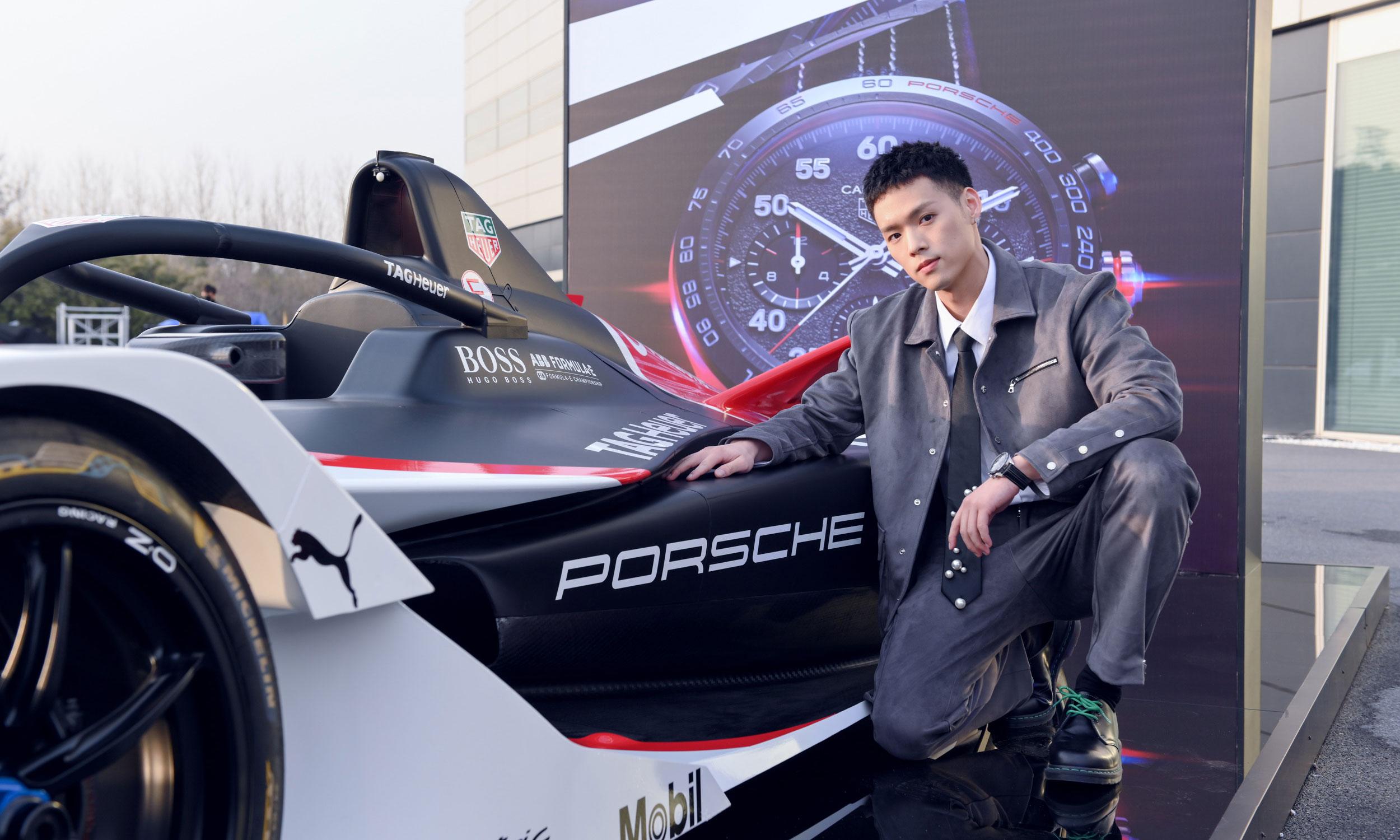 TAG Heuer 携手 Porsche 宣布合作