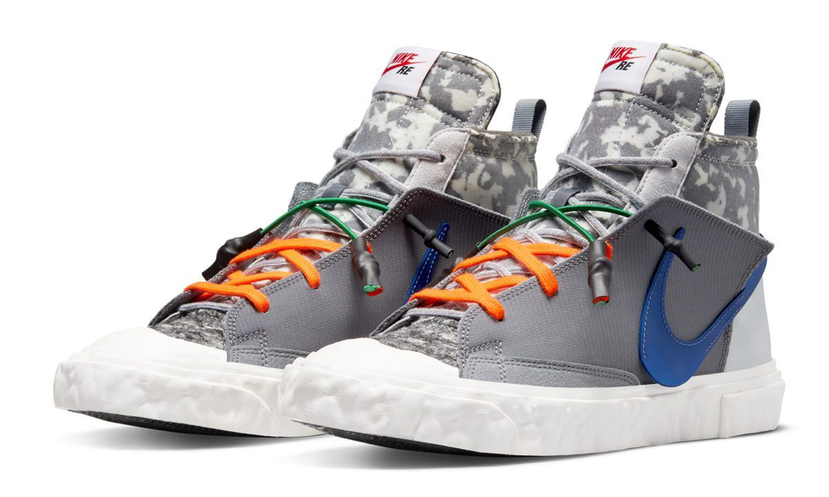 READYMADE x Nike Blazer Mid 限量配色释出