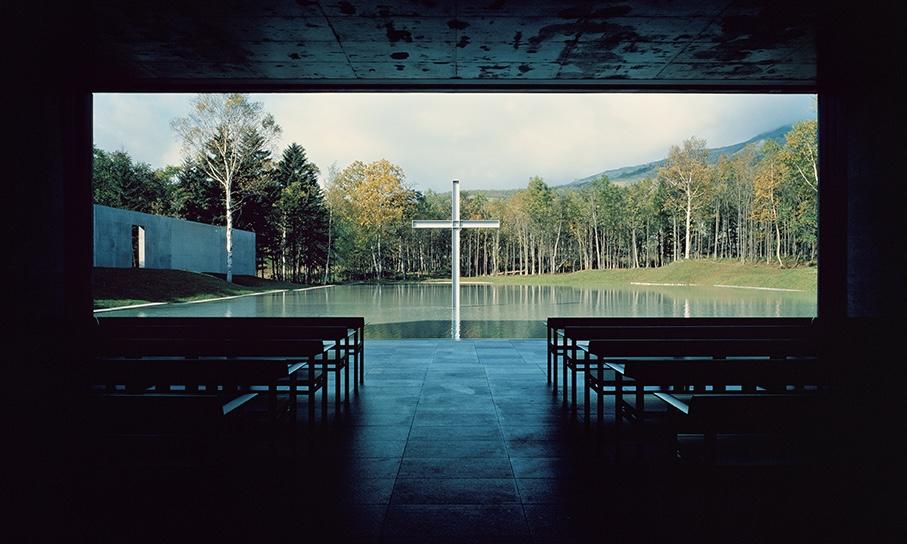 安藤忠雄「水之教堂」将一比一呈现于复星艺术中心