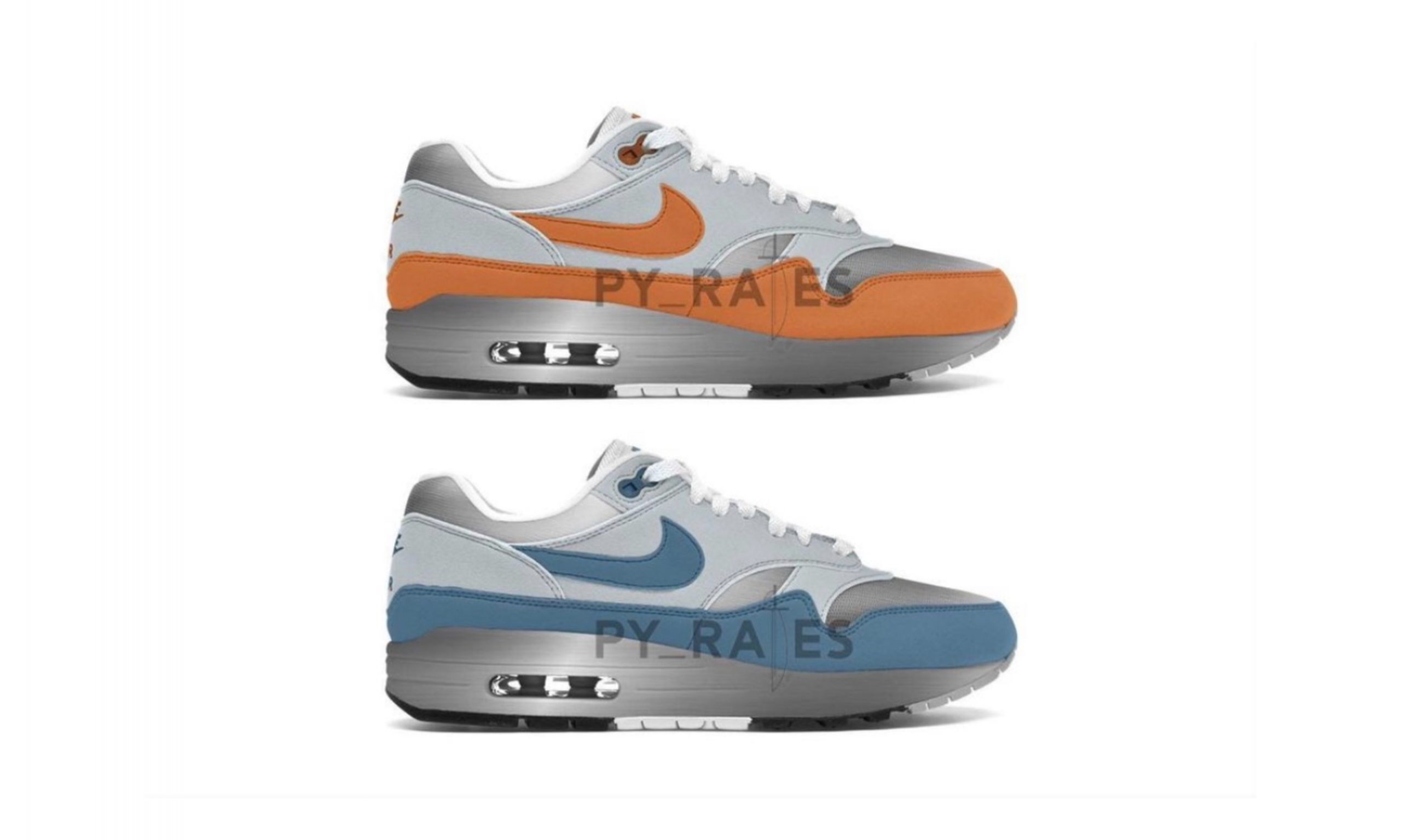 Patta x Nike Air Max 1 全新联乘公开