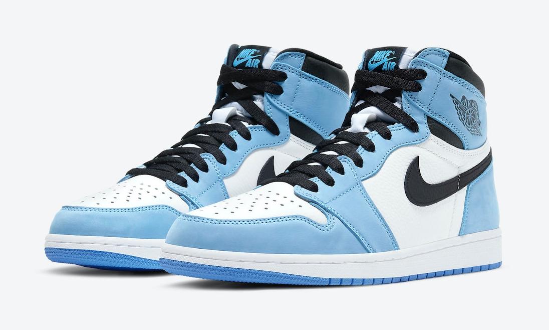 Air Jordan I「University Blue」即将登场