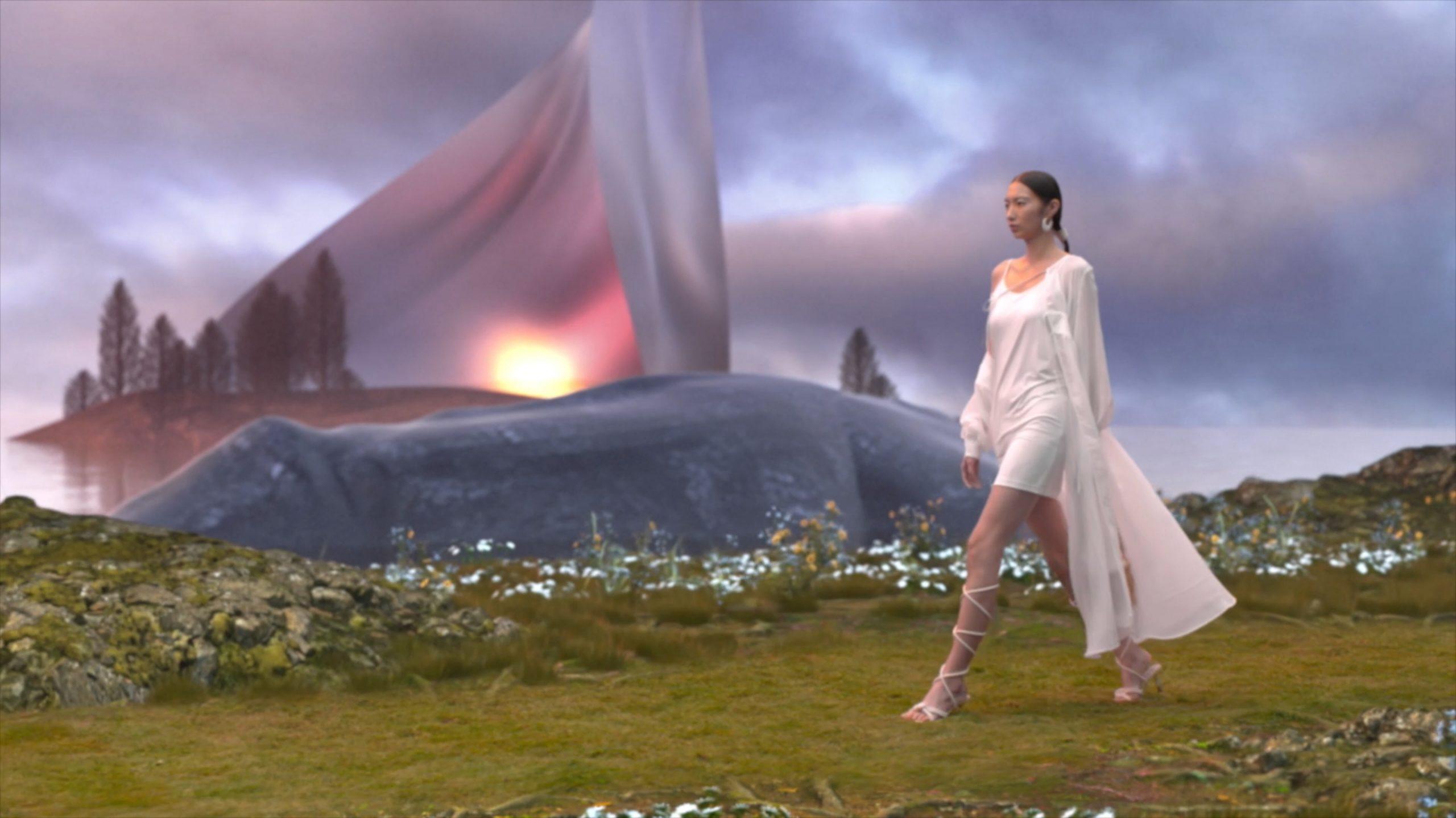 虚拟交互的时代,足下生风的鞋履如何建立起「当代与未来」的符号?