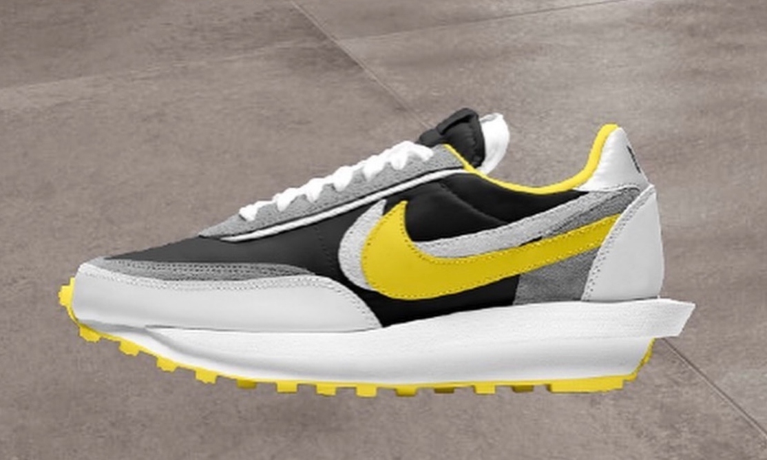 sacai x UNDERCOVER x Nike LDWaffle 联名初步曝光