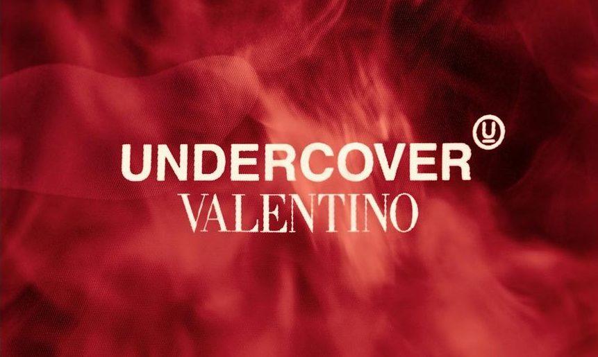 VALENTINO 为庆祝 UNDERCOVER 诞生 30 周年打造皮质夹克