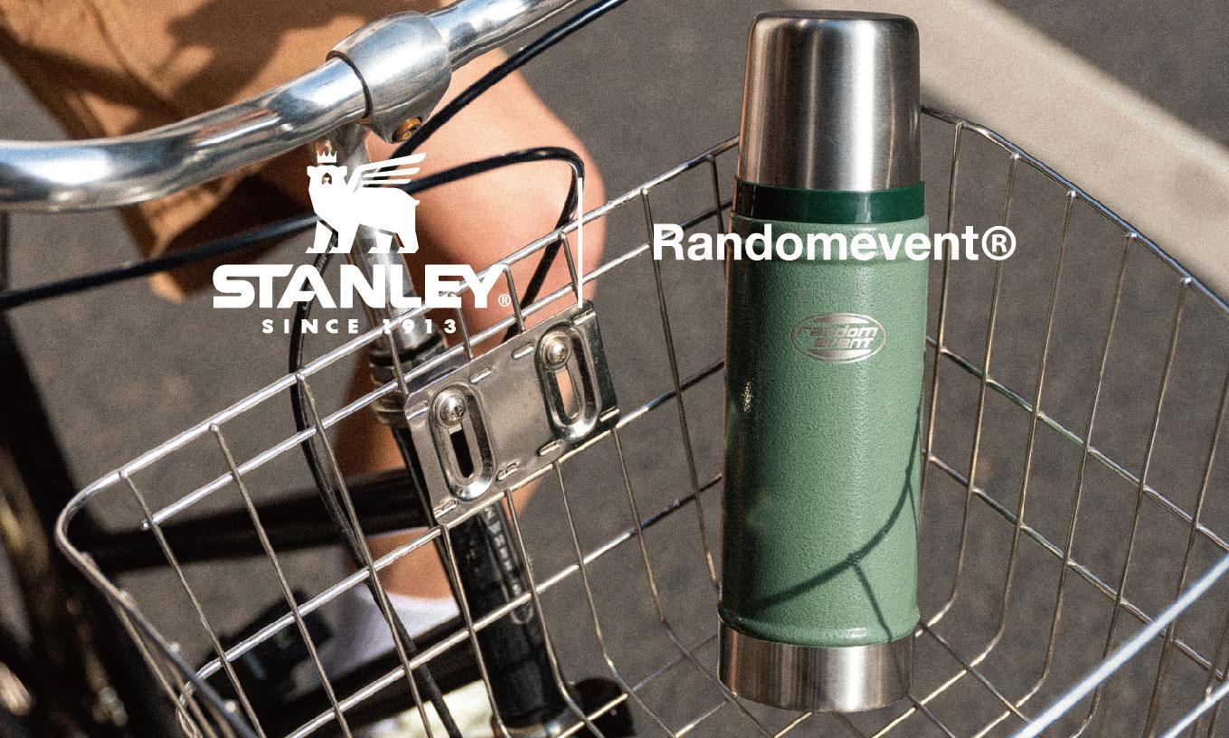 Randomevent x Stanley 联名系列公布