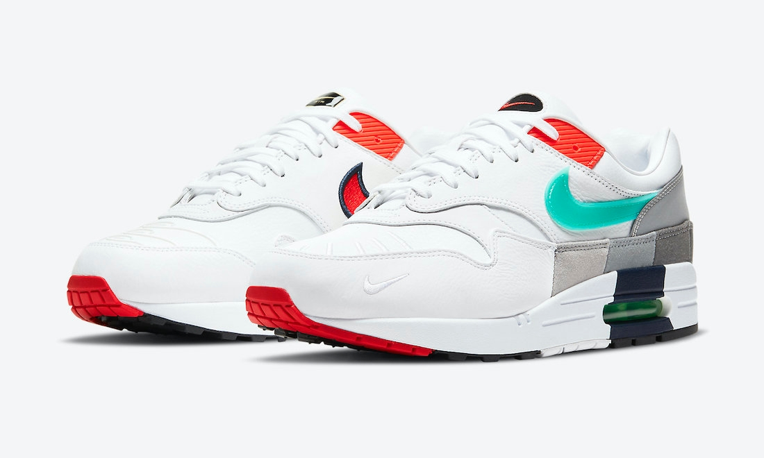 Nike Air Max 1「Evolution Of Icons」官图释出